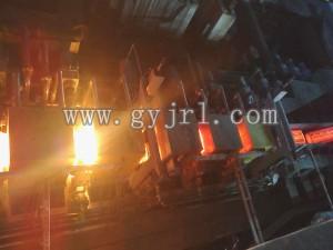13000KW連(lian)鑄板坯補(bu)溫感應加(jia)熱爐