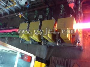 3500KW連(lian)鑄坯在線(xian)補(bu)溫感應加(jia)熱爐