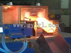 800KW150mmX150mm方鋼鍛造加(jia)熱爐