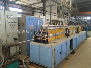 600KW鋁型材軋制感應加(jia)熱爐