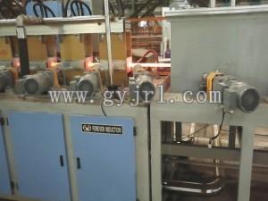 1080P精軋螺(luo)紋鋼熱處理調質生產線(xian)